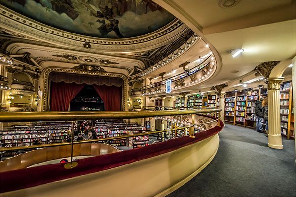 As livrarias mais bonitas do mundo