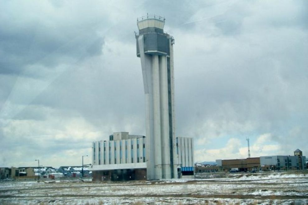 Aeroporto Internacional Stapleton, Colorado