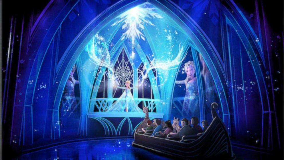 Frozen Ever After, Epcot
