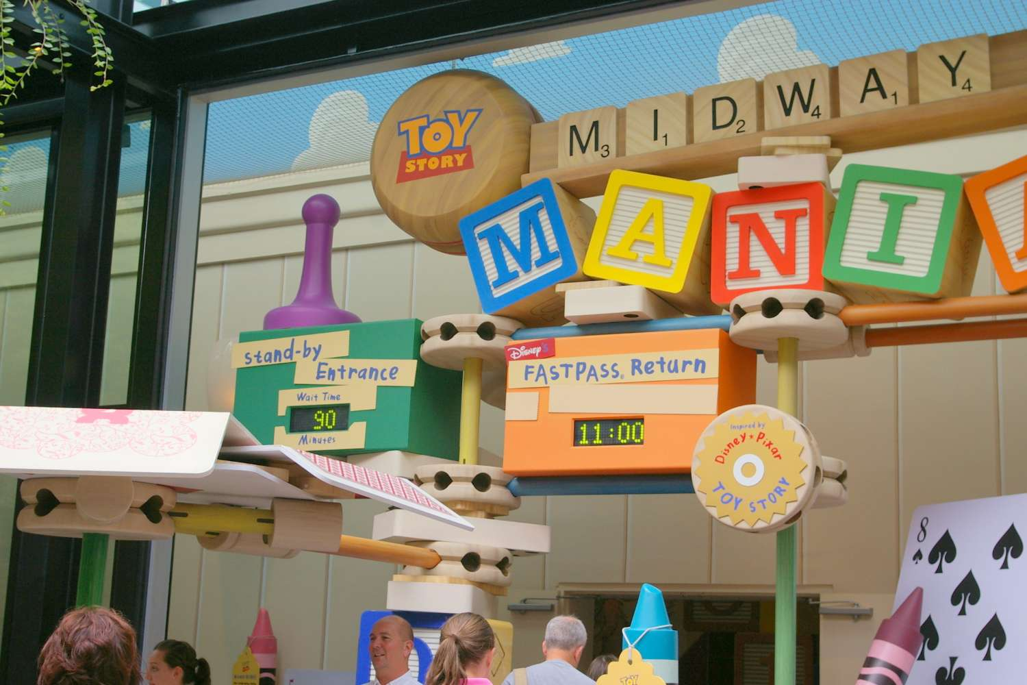 Toy Story Mania – Hollywood Studios