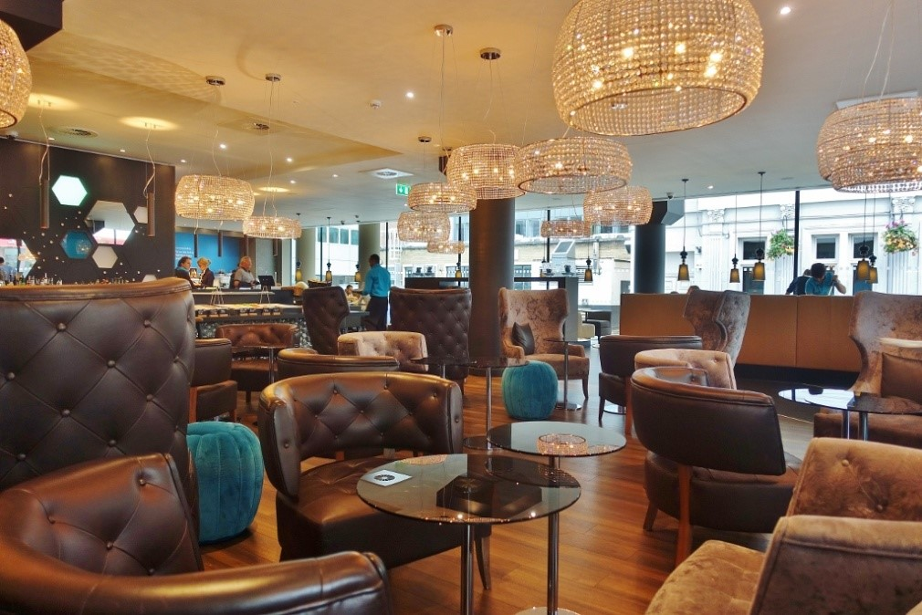 Motel One na Tower Hill